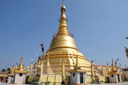 Botahtaung Pagoda, Yangon, Myanmar