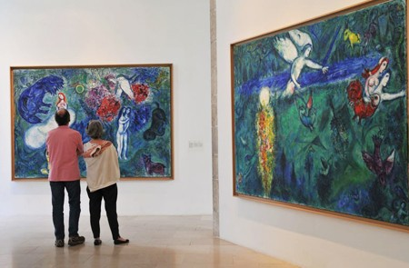 Cannes Shore Excursion Small-Group Nice Art Trip with Chagall & Matisse Museum