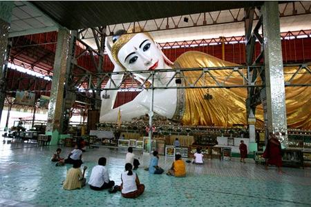 Chauk Htat Gyi Pagoda