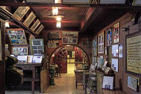 Exhibition room inside Thavorn Heritage Hotel
