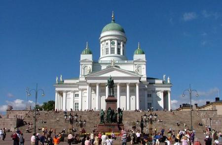 Helsinki Shore Excursion Audio City Tour