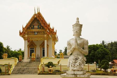 Kunaram Temple, Koh Samui, Thailand