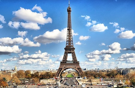 Le Havre Shore Excursion Paris Through Eiffel Tower, Notre-Dame & Arc de Triomphe Private Trip