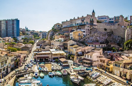 Marseille Shore Excursion: Marseille Hop-On Hop-Off Trip