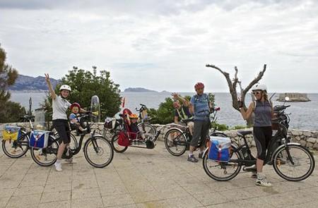 Marseille Shore Excursion E-Bike Private Trip to the Calanques
