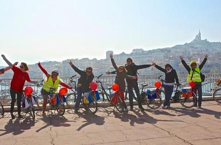 Marseille Shore Excursion Electric Bike Private Trip