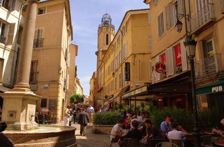 Marseille Shore Excursion Private Tour of Aix-en-Provence