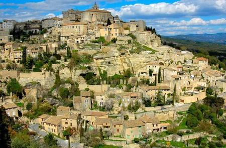 Marseille Shore Excursion Private Trip of Aix-en-Provence & South Luberon Villages