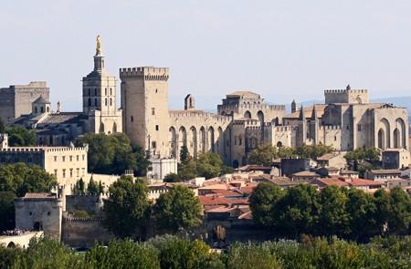 Marseille Shore Excursion Private Trip of Avignon