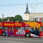 Tallinn Shore Excursion City Sightseeing & Hop-On Hop-Off Tour