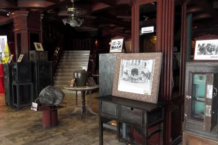 Thavorn Museum, Phuket, Thailand