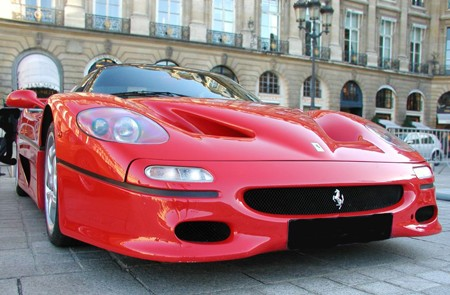 Villefranche Shore Excursion Ferrari Sports Car Experience to Nice