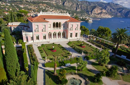 Villefranche Shore Excursion Small-Group Art Tour to the Chagall, Matisse Museum & Villa Ephrussi de Rothschild