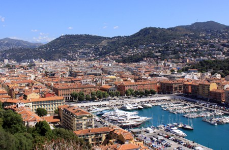 Villefranche Shore Excursion Small-Group Tour to Nice - Half Day