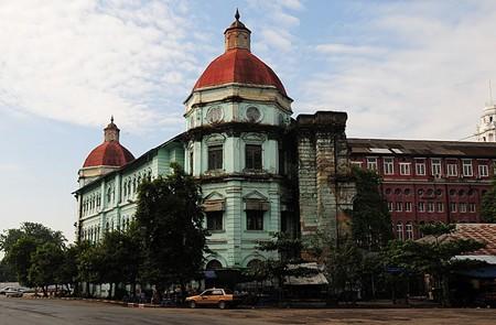Yangon British Colonial Buildings