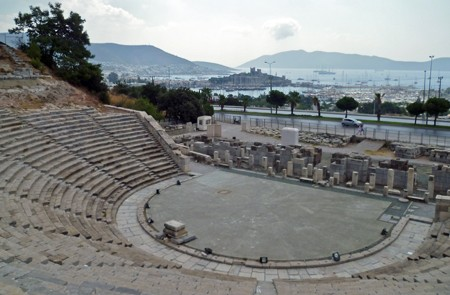Bodrum Shore Excursion Private Bodrum Express Sightseeing Tour