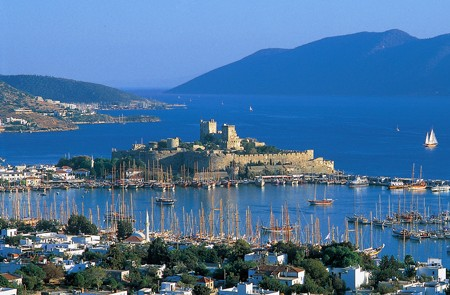 Bodrum Shore Excursion Private Half-Day City Highlights Tour