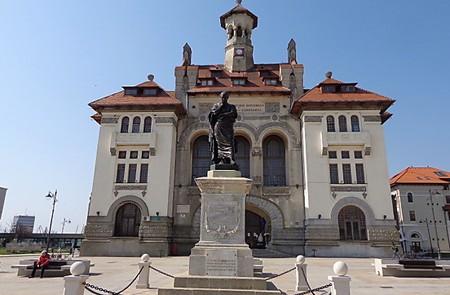 Constanta Private Shore Excursion Bucharest City Tour with Palace of Parliament