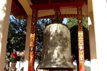 Dai Hong Chung Bell, Thien Mu pagoda