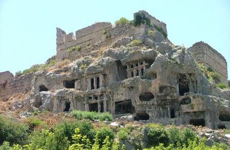 Fethiye Shore Excursion Private Tour to Tlos & Saklikent Gorge