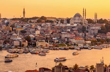 Istanbul Shore Excursion Private Istanbul Express Sightseeing Tour