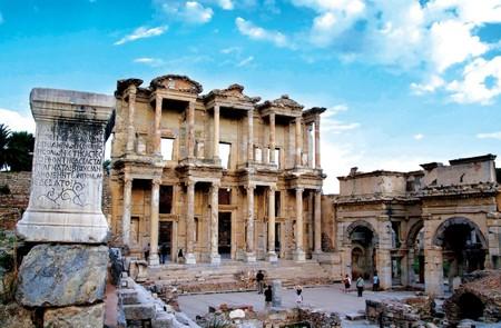 Izmir Shore Excursion Day Trip to Ephesus & House of Virgin Mary
