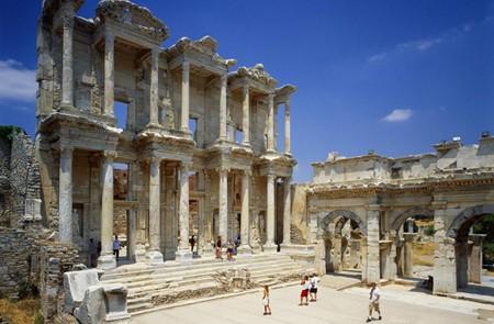 Izmir Shore Excursion Private Tour to Ephesus, House of Virgin Mary & Temple of Artemis