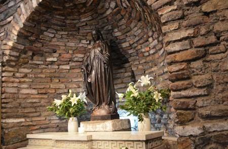 Izmir Shore Excursion Private Tour to Ephesus & the House of Virgin Mary