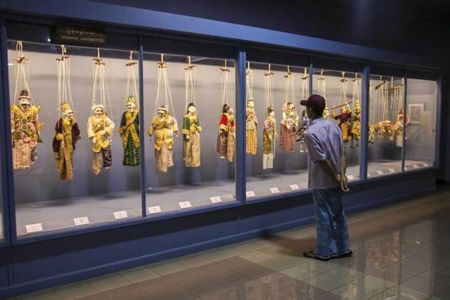 National-Museum-of-Myanmar