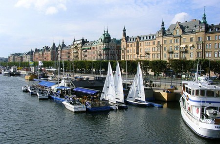 Stockholm Shore Excursion RIB Sightseeing Cruise of Stockholm
