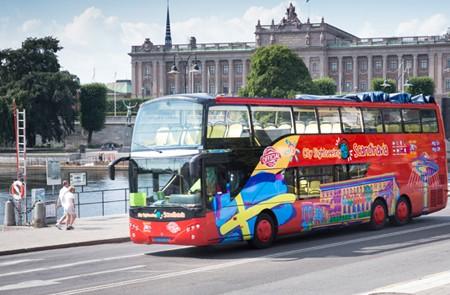 Stockholm Shore Excursion Stockholm City Hop-On Hop-Off Tour