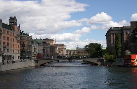 Stockholm Shore Excursion Stockholm City Sightseeing Hop-On Hop-Off