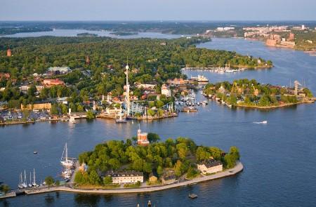Stockholm Shore Excursion Stockholm Grand Tour by Coach & Boat