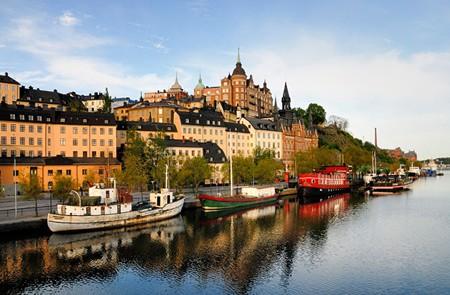 Stockholm Shore Excursion Stockholm Panoramic Sightseeing Tour