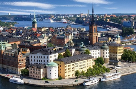 Stockholm Shore Excursion Stockholm Sightseeing Day Tour