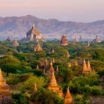 Temples-in-Bagan
