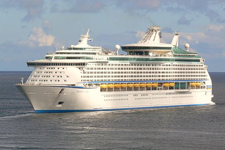 A Glimpse Of The Largest 5star Cruise Ship In Asia