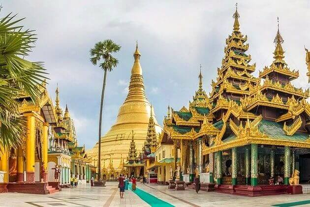 Yangon & Bagan Essential Tour
