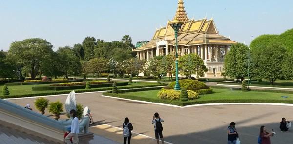 Phnom Penh Royal Palace & Silver Pagoda