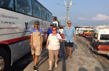 Feedback of Janet Rupp & the Group on Shore Excursions1