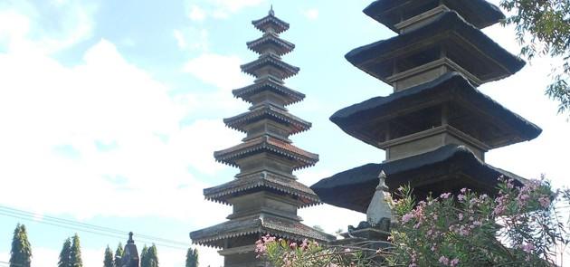 Meru Temple Lombok