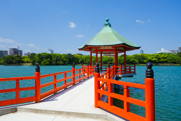 Fukuoka Ohori Park