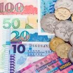 Hong Kong Dollars & Coins