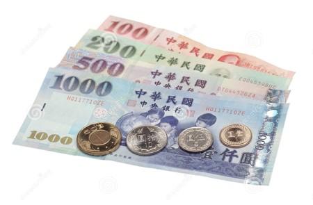Taiwan Money & Coin