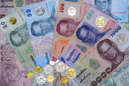 Thailand Money and Coin