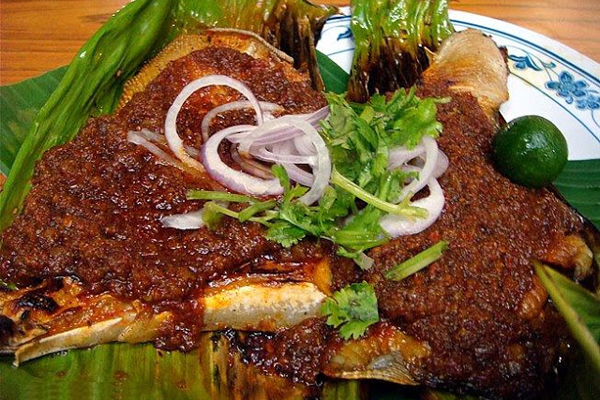 Barbecued Stingray