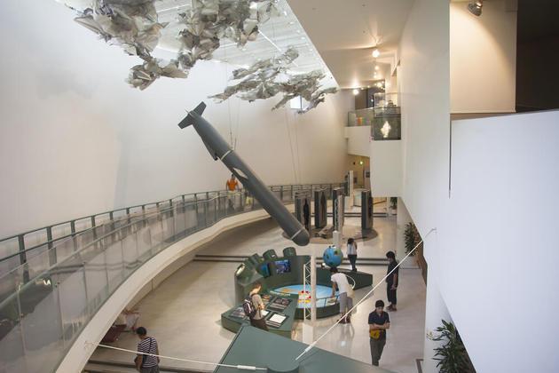 Atomic Bomb Museum Nagasaki 2