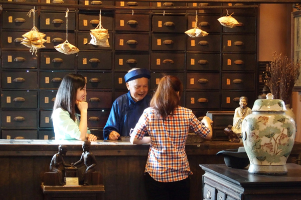 Museums of Traditional Vietnamese Medicine & Pharmacy (FITO)