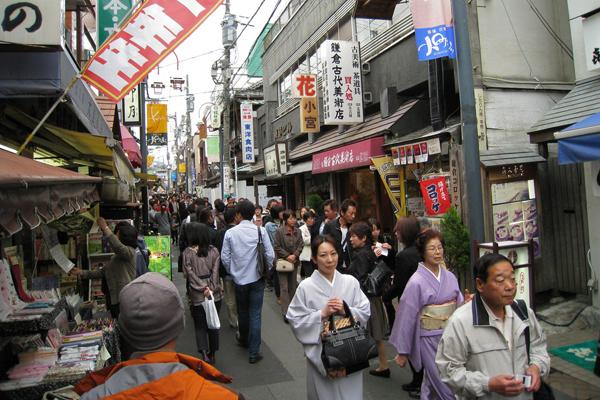 Komachi Dori Shopping Street
