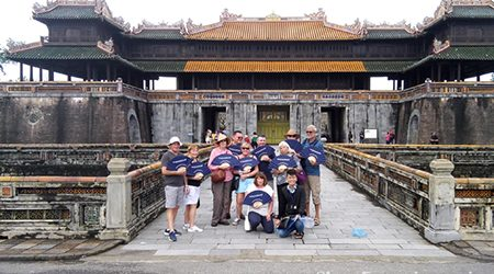 Feedback of Mr Frank Maher & Group  on Shore Excursions in Vietnam & Thailand